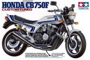 Мотоцикл Honda CB750F 'Custom Tuned' (1/12)