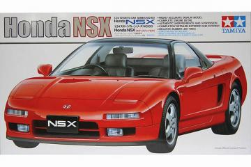 Автомобиль Honda NSX (1/24)