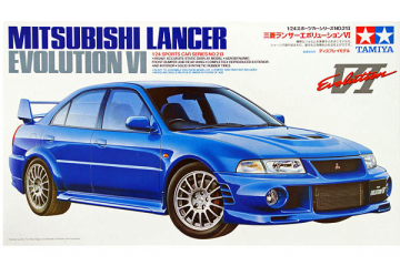Автомобиль Mitsubishi Lancer Evolution VI 1999 г. (1/24)