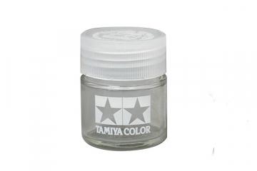 Баночка 23 мл Tamiya для смешивания красок с делением, стекло