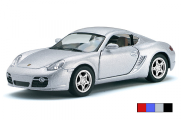 Porsche Cayman S, цвета в ассортименте (1/34)