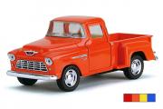 Chevy Stepside Pick-up 1955, цвета в ассортименте (1/32)