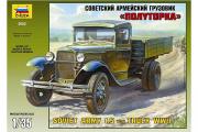Автомобиль Горький-АА 'Полуторка' бортовой (1/35)