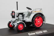 Трактор Eicher ED25ll 1951, серый (1/43)
