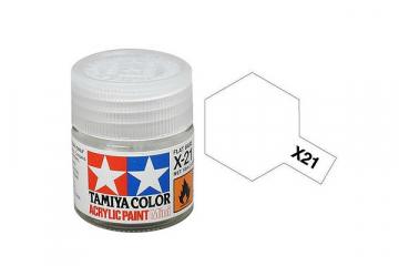 Добавка в глянцевую краску для матового эффекта X-21 (Flat Base) 10 мл.