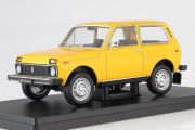 ВАЗ-2121 'Нива' 1977, желтый (1/24)