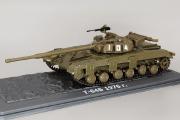 Танк Т-64Б 1976 г., хаки (1/43)