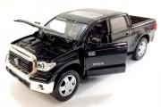 Toyota Tundra пикап (свет, звук), черный (1/32)