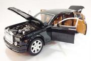 Rolls-Royce лимузин (свет, звук), черный (1/28)