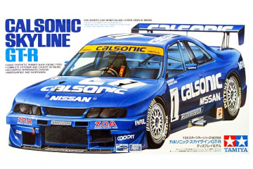 Автомобиль Nissan Calsonic Skyline GT-R (R33) (1/24)