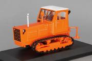 Трактор Т-4А гусеничный второго поколения, оранжевый (1/43)