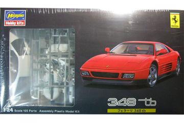 Автомобиль Ferrari 348 tb 1989 (1/24)