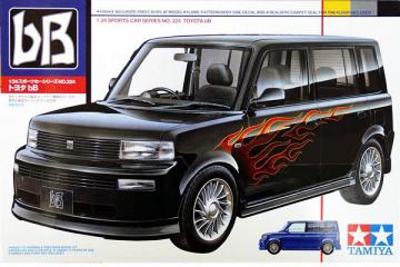 Автомобиль Toyota bB (1/24)