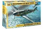 Самолет немецкий Messerschmitt Bf 109 F4 (1/48)