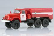ЗИЛ-131 УМП-350 пожарный, красный/белый (1/43)