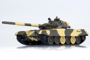 Танк Т-72А камуфляж (1/43)