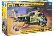 Вертолет МИ-24П (1/72)
