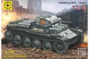 Танк T-II D немецкий (1/35)
