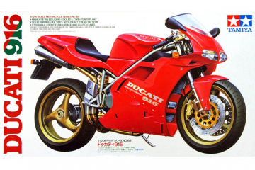 Мотоцикл Ducati 916 (1/12)