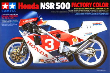 Мотоцикл Honda NSR500 Factory Color (1/12)