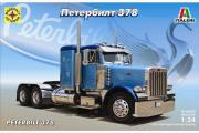 Автомобиль Peterbilt 378 седельный тягач (1/24)