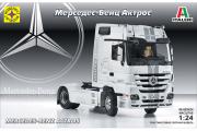 Автомобиль Mercedes-Benz Actros MP2 1848 седельный тягач (1/24)