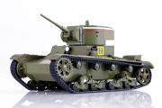 Танк Т-26 (33), хаки (1/43)