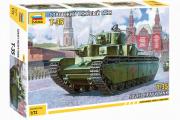Танк Т-35 (1/72)