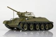 Танк Т-34-76, хаки (1/43)