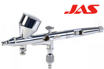 Аэрограф JAS 1117 (сопло резьбовое, Air Control)