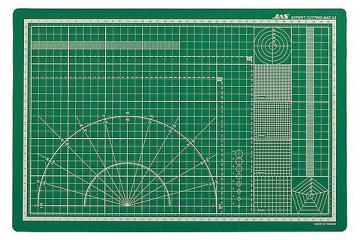 Коврик для резки А3 300х450 3-х слойный самовосстанавливающийся