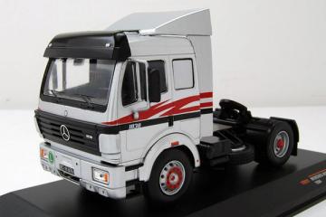 Mercedes-Benz SK-II 1838 1994 седельный тягач, серебристый (1/43)