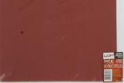 Шкурка шлифовальная LOM P600 230х280 мм на бумажной основе, водостойкая 1 лист