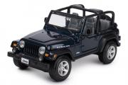 Jeep Wrangler Rubicon, черный (1/27)