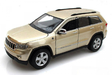 Jeep Grand Cherokke Laredo, бронза (1/24)