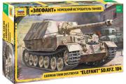 Танк Elefant Sd.kfz.184 'Элефант' немецкий (1/35)