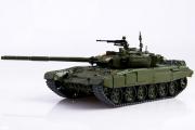 Танк Т-90, хаки (1/43)