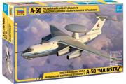 Самолет А-50 дальнего радиолокационного обнаружения (1/144)