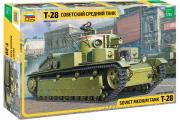 Танк Т-28 (1/35)