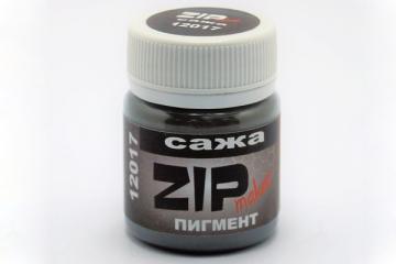 Пигмент сажа 12017 - 15 гр