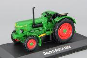 Трактор Deutz D 8005 A 1966, зеленый (1/43)