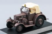Трактор Lanz D 2531 Eil-Bulldog 1941, коричневый (1/43)