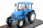 Трактор МТЗ-82Р, синий (1/43)