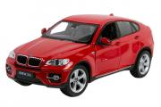 BMW X6, красный (1/24)