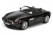 BMW Z8 кабриолет, черный (1/24)
