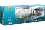 Корабль 'Варяг' крейсер (1/350)