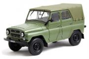 УАЗ-469, хаки (1/43)