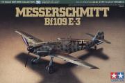 Самолет Messerschmitt Bf 109E-3 (1/72)