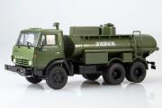 АЦ-9 (КАМАЗ-5320) топливозаправщик, зеленый (1/43)