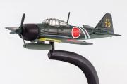 Самолет Mitsubishi A6M5c Zero №0379 (1/100)